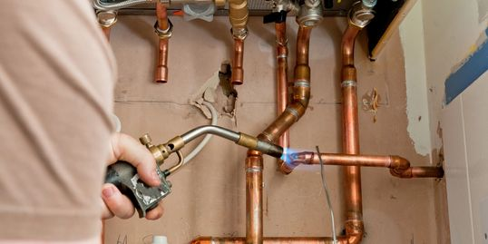 Plumber  Smart Services HVAC Electric Plumbing Refrigeration