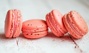 macarons franceses