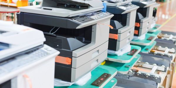 we buy used office supplies and used office IT equipment