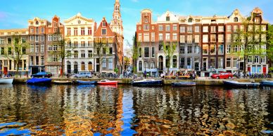Search cheap hotels in Amsterdam