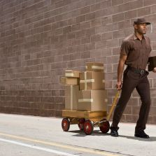 Paul's 24 hr Courier - Package and Document Delivery, Courier Service