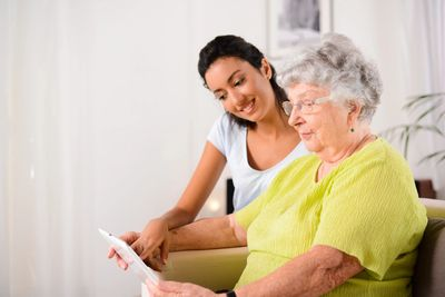 Sharp Home Care - Metro Atlanta - Marietta - Companion Care