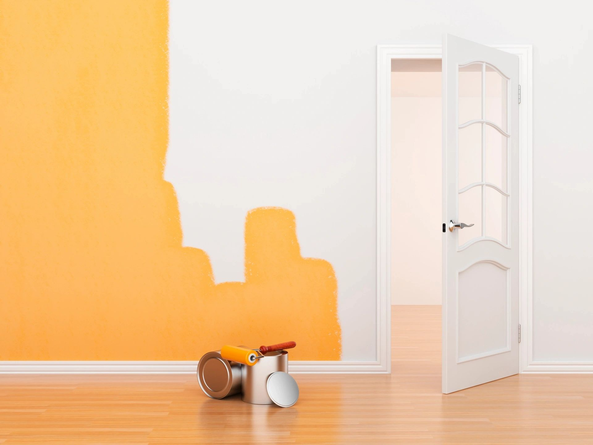 Amazing Painting Services in Toronto. Accent walls, Interior Design