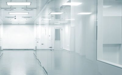 Turnkey Cleanroom Design and Construction to meet your product requirements