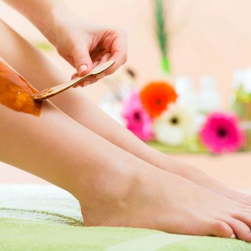 Waxing and leg waxing in Chelmsford, Massachusetts
