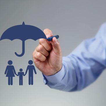 Insurance, protection, Umbrella
