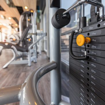 Some of our Fitness Equipment in the West Palm Beach, FL, area