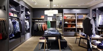 Retail Interior Painting