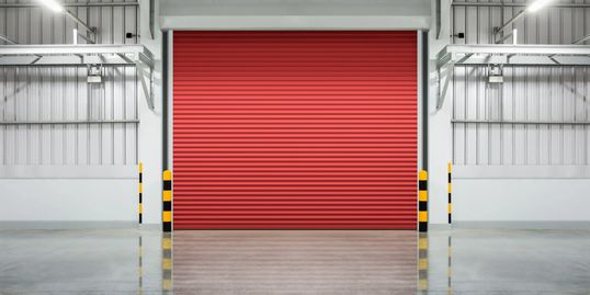Hughes Garage Door Systems Home