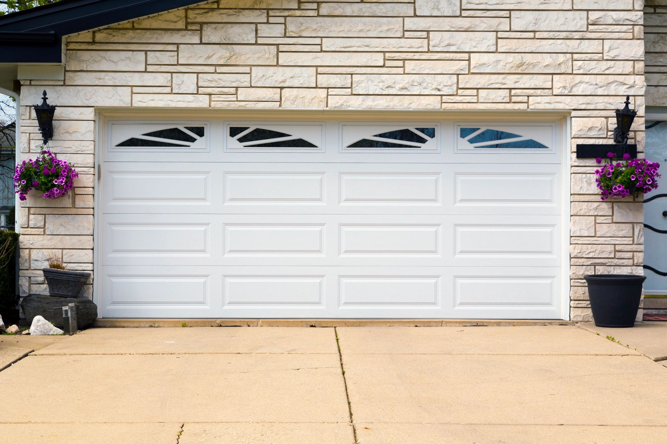 fort worth garage door installation