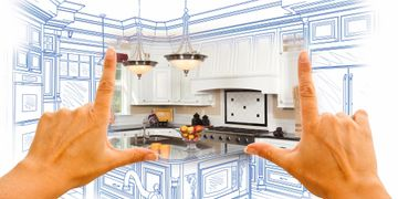 Electrical remodels such as kitchen or bathroom remodels or light fixture replacement