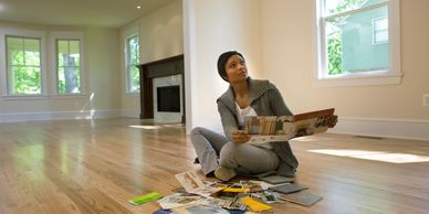 National Remodeling Center Offers a comprehensive selection of floors.