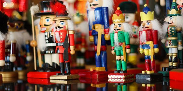 See all of the different nutcrackers on display at Christmas House Long Island!