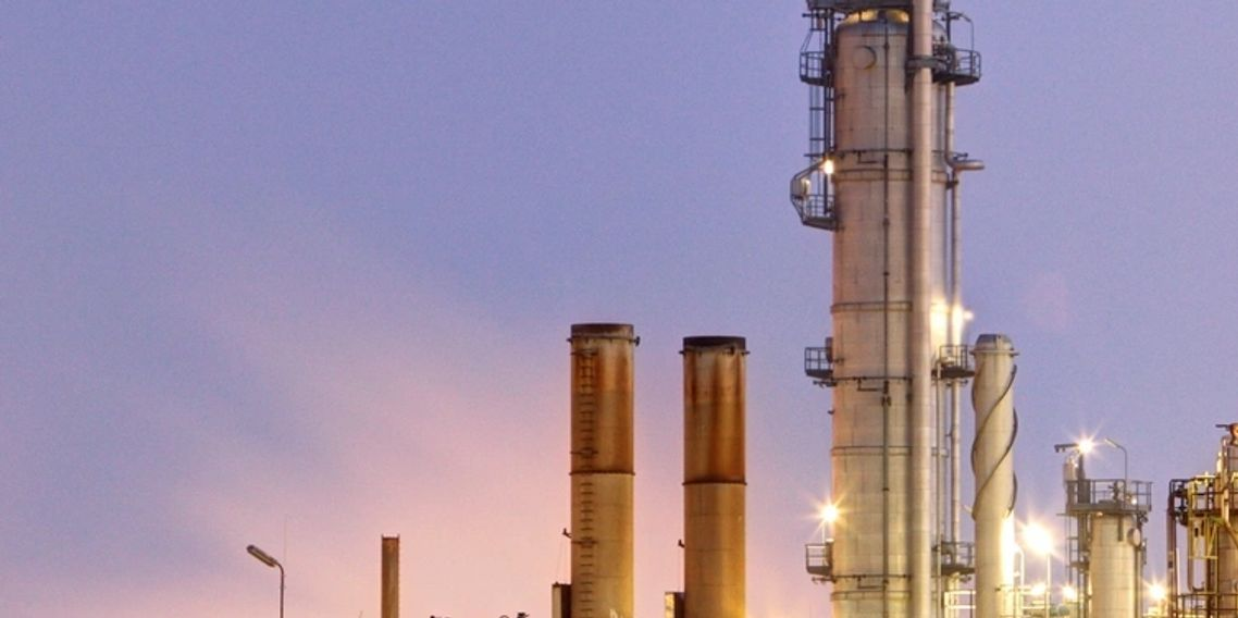 New refinery construction project in Tabasco