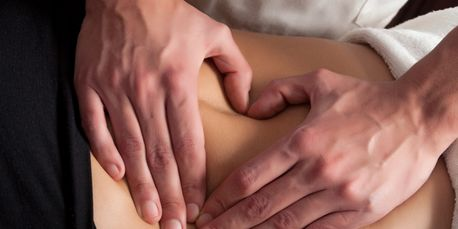myofascial release with gua-sha, cupping, deep tissue