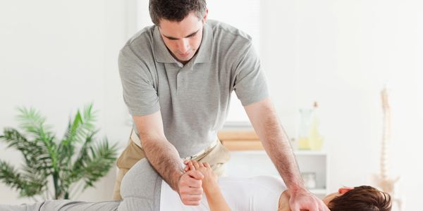 Manual therapy is an important aspect of our practice.