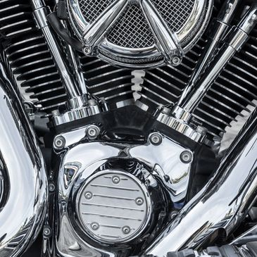 Polish your Chrome to showroom condition!