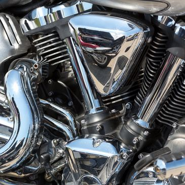 Zinc and Nickel plating for car or motorcycle component restoration