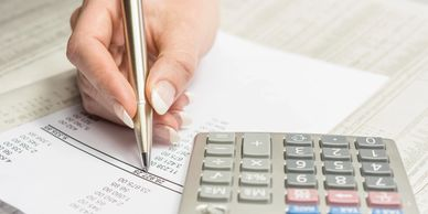 Bookkeeping services | financial statements | reconciliations |