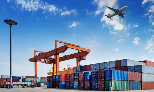 Ocean freight, air freight, logistics, warehousing and storage