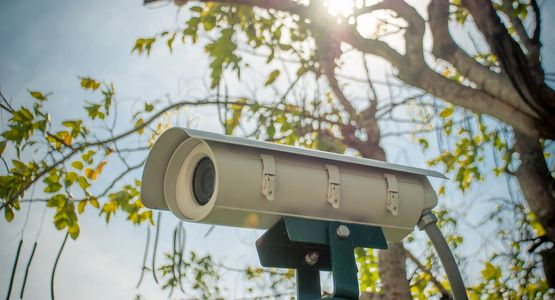 Bullet CCTV camera in Goa  installed by goa cctv solutions