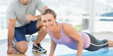 Magnify your weight loss results with personal fitness training sessions.