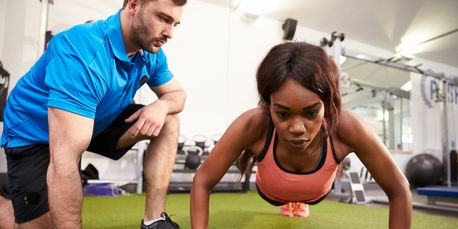 Personal Training in Lino Lakes Trinity Training