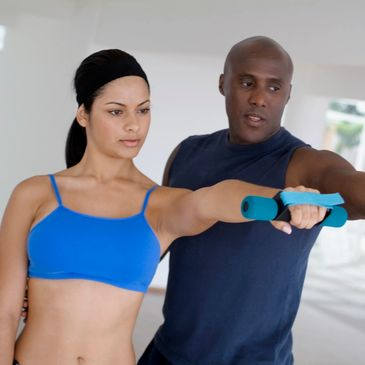 Our personal training team is made up of experts from both coasts who have years of experience and t