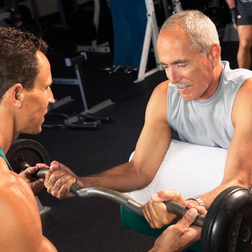 Personal attention to help you fight the effects of Parkinson's disease with exercise.