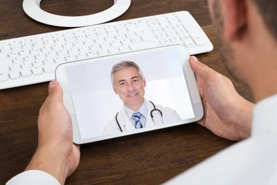 Abbasi Dermatology online visits telehealth video conference call appointment