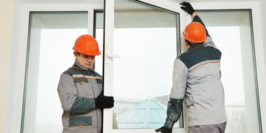 Storefront window installation, glazing and commercial & residential windows repair and replacement