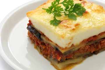 Pasta, Lasagne and Bakery