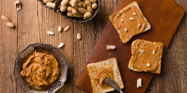 Nuts Peanut Butter Wheat Food Allergies Rosemary Honey Bakes
