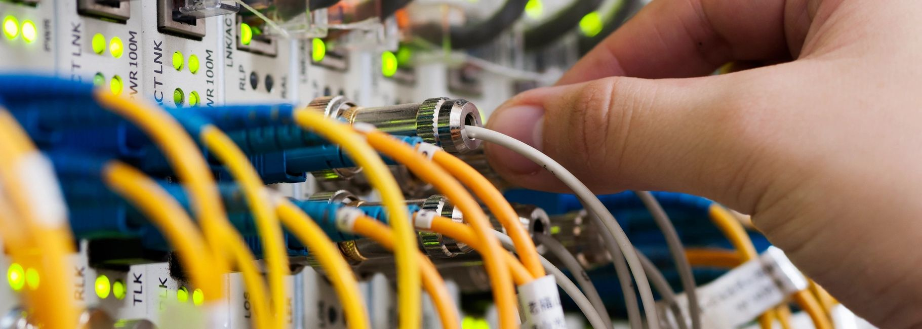 Network cabling and interfaces