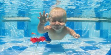 Baby & Toddler Swim Lessons
