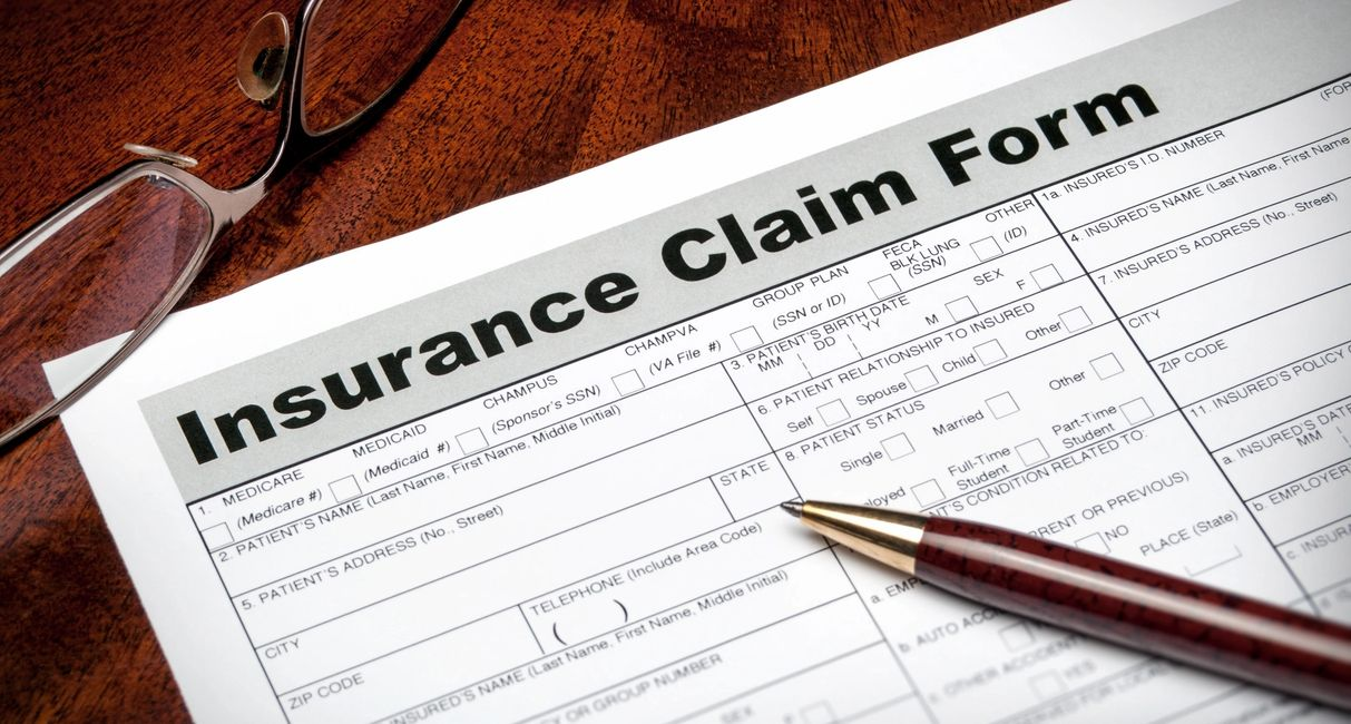 Find Your Insurance Companies Claims Number below to submit your insurance claim