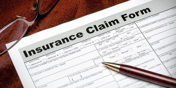 Insurance claims.  Get paid on your patients insurance claims