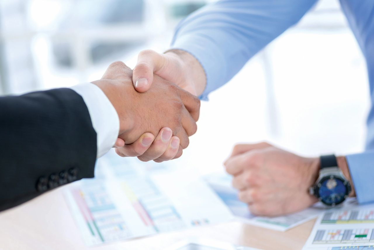 How can you establish trust in your business?