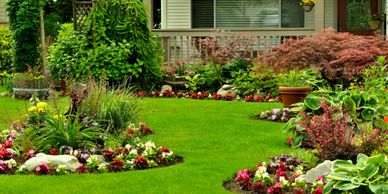 Landscape ideas, landscapers in Edmond, Landscapers in Oklahoma City, landscape designers in OKC