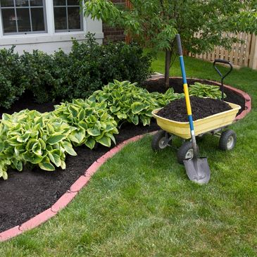 Bulk, mulch, soil conditioner, additives, stone, gravel, compost, shredded mulch, bales, hardwood