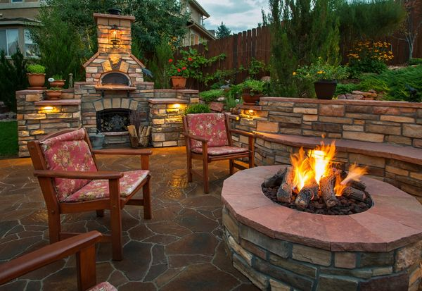 Cement Work   Brick & Stone Work  Patios. Fire Pits