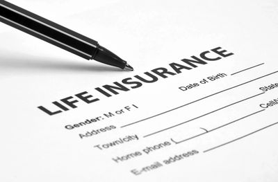 Application for Life Insurance Quotes