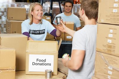Food Donation Box