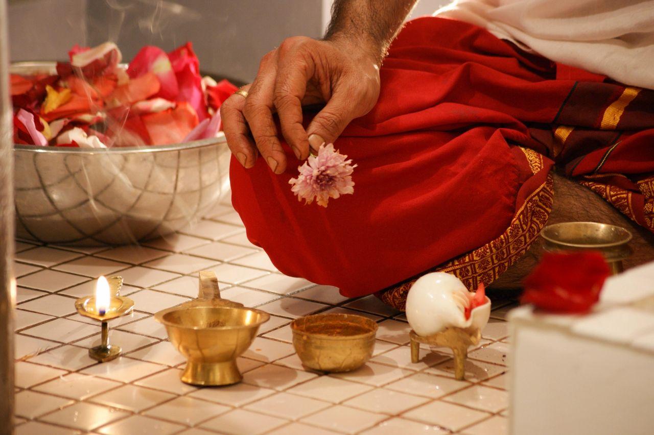 vacaciones yoga en India