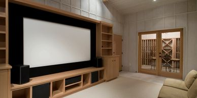 Theater Room Example