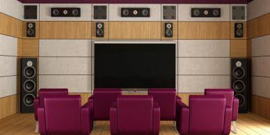 home theater, surround sound, theater
