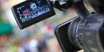 broadcast winning videographers in the Chester,Shresbury,Ludlow
