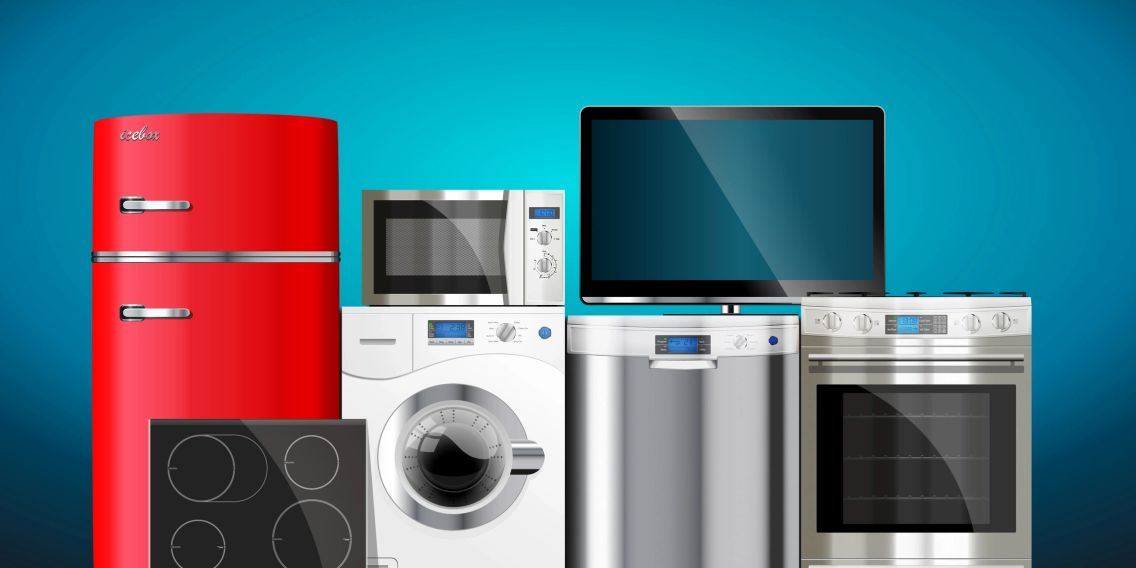 Some examples of used appliances available in Alsip, IL.