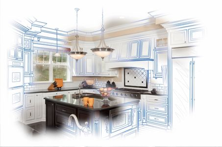 HOME IMPROVEMENT DESIGN & LAYOUT...KITCHEN CABINET DESIGN...BASEMENT LAYOUT