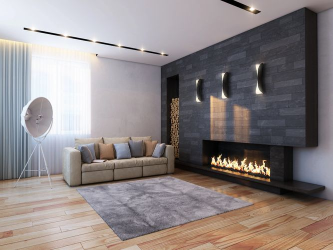 Gas Fire, central heating, gas boilers
